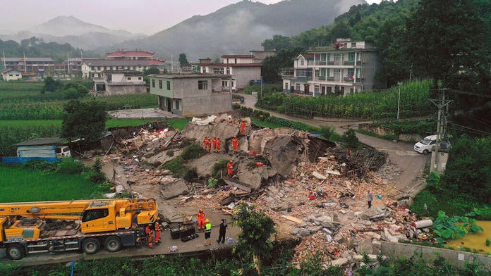 6.0-mag earthquake rocks southwestern China, kills at least 12, injures dozens, officials say