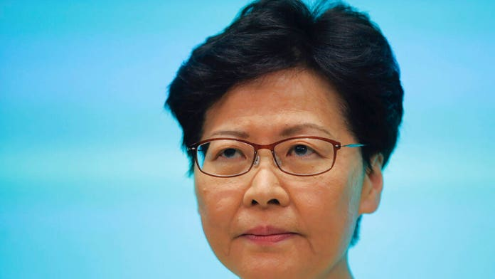 Hong Kong leader says extradition bill unlikely to be revived
