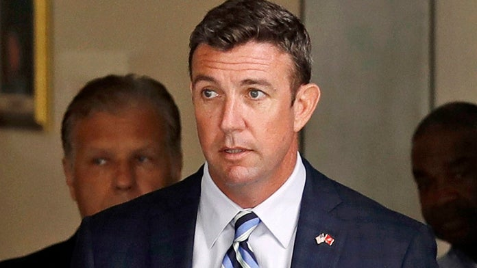 DOJ: Rep. Duncan Hunter allegedly used campaign funds to finance extramarital affairs