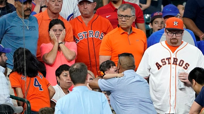 Girl, 2, hit by foul ball at Astros game suffered skull fracture, attorney says