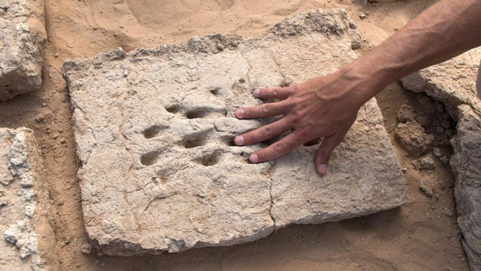 Mysterious 3,000-year-old fingerprints found at ancient site