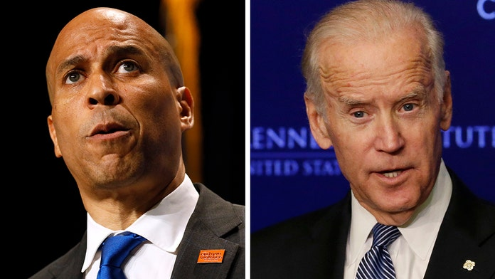 Joe Biden says Cory Booker 'should apologize' for slam over working with segregationist senators