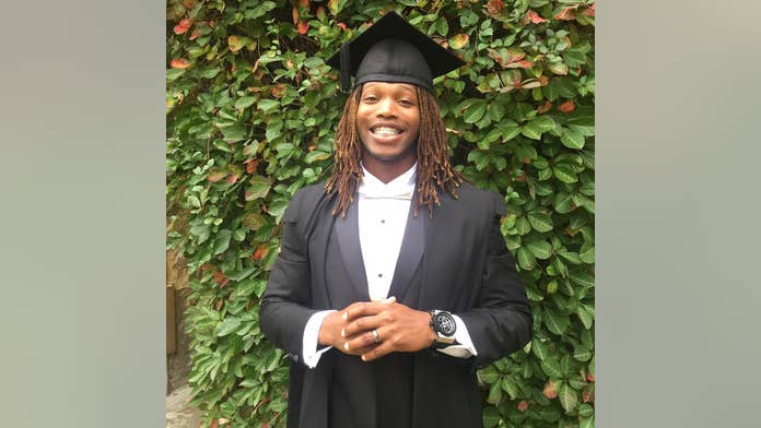 Caylin Moore: I'm the first Rhodes Scholar from Compton, but I better not be the last