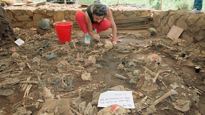 El Salvador's new president vows reparations for massacre