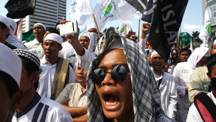 When disaster hits, Indonesia's Islamists are first to help
