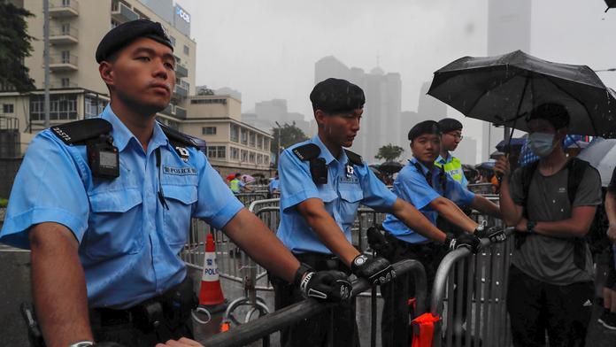 Hong Kong protests fade as activists mull next steps