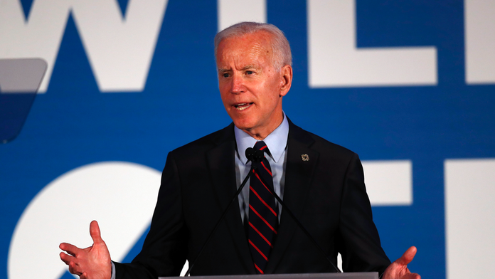 Biden puts foot in mouth with 'gay waiter' comment at Pride weekend fundraiser