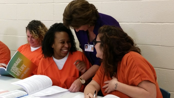 First all-female audio Bible helps at-risk, incarcerated women