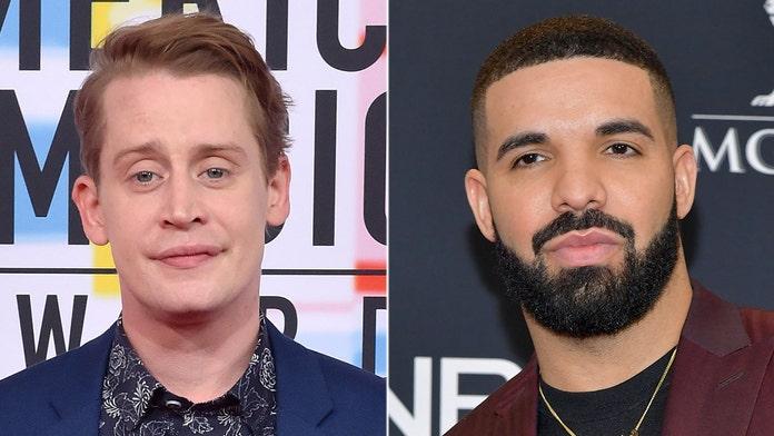 Macaulay Culkin ribs Drake for wearing 'Home Alone' sweatshirt at NBA finals: 'I'm right here, bro'