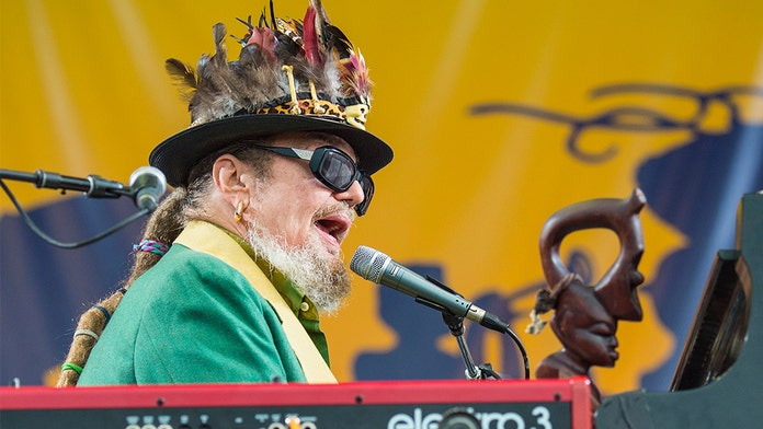 New Orleans musician Dr. John dead at 77, family says