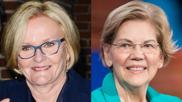 Claire McCaskill urges Warren not to be like annoying 'professor': Be more 'relatable'