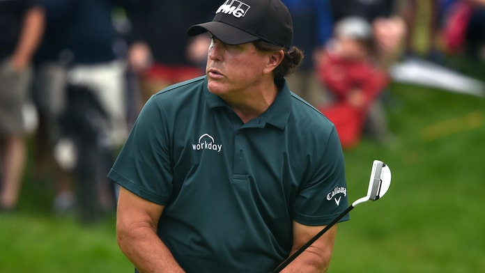 6-way tie for first-round lead at Travelers Championship