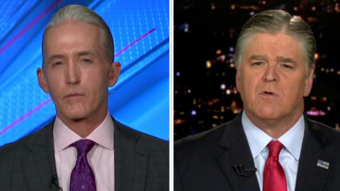 Trey Gowdy: House panels must question Mueller on these 5 categories
