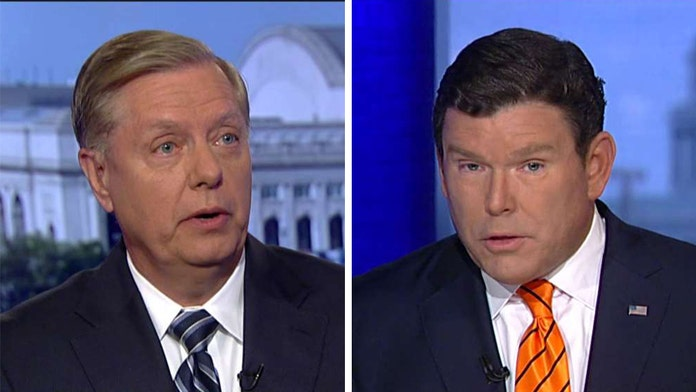 Lindsey Graham: If Iran 'attacks shipping again,' US should consider 'taking out their Navy, oil refineries'