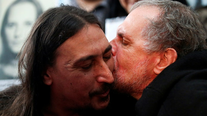 Man reunites with family 40 years after parents' disappearance during Argentina dictatorship