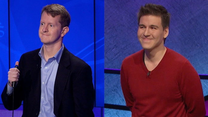 'Jeopardy!' icon Ken Jennings jokes he has a James Holzhauer voodoo doll, says faceoff would be 'irresistible'