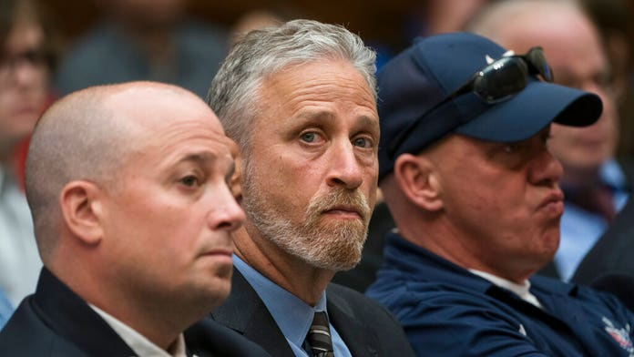 Jon Stewart: 9/11 victims are 'at the end of their rope' seeking help from Congress