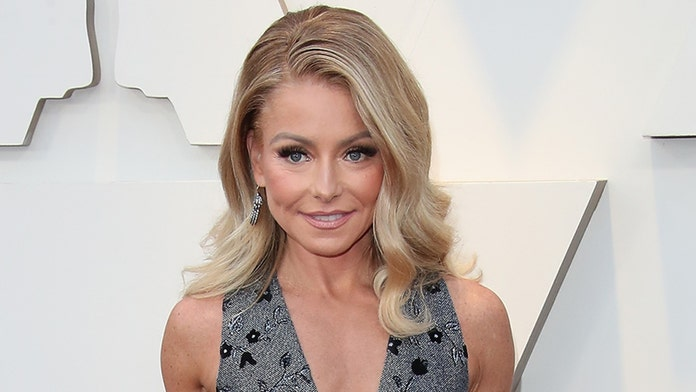 Kelly Ripa calls out social media user who compared her to a cardboard cutout: 'I'm pretty exciting'