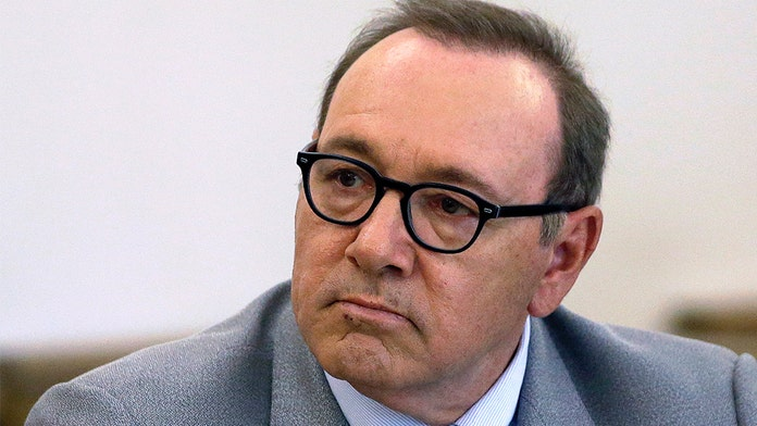 Kevin Spacey case: Court reveals graphic texts between accuser, girlfriend