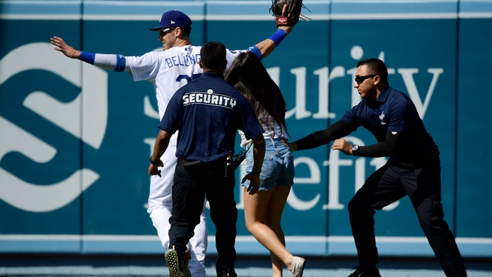 Fans who rushed Cody Bellinger say it was 'worth it,' Dodgers star says antics 'could be dangerous'