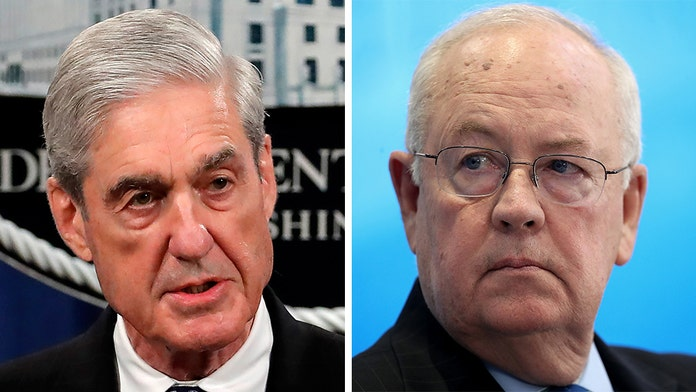 Ken Starr: Mueller hearing has potential for 'fireworks' from GOP, and 'hard questions' yet to be asked