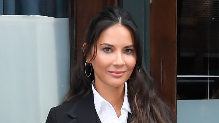 Olivia Munn broke out in a stress rash after speaking out about sexual assault in Hollywood