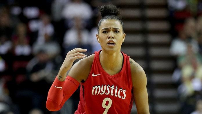 WNBA star Natasha Cloud, Washington Mystics hold media blackout after shooting at DC school