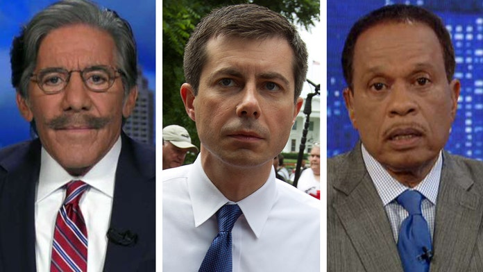 Geraldo Rivera and Juan Williams say Mayor Pete Buttigieg's 2020 dreams may be dashed after town hall contr...