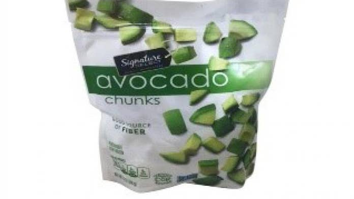 Frozen avocado chunks recalled over possible listeria contamination