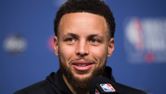 Steph Curry: 'My faith is tested on the court as much as it is in life'