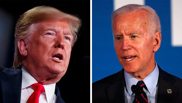 Trump swipes at Biden for 'Super Predator Crime Bill' ahead of Democratic debates