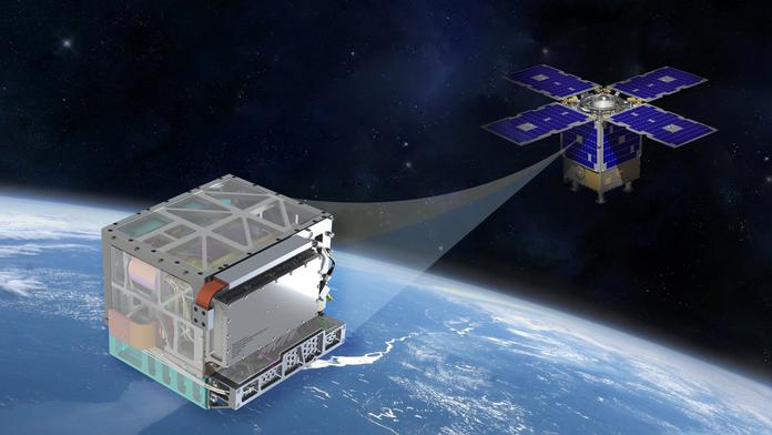 NASA atomic clock on SpaceX's next Falcon Heavy will pioneer Mars travel tech