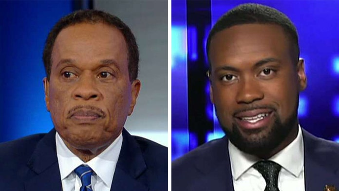 Juan Williams: Anti-Trump protesters targeting Lawrence Jones with racist abuse an example of 'intolerance ...