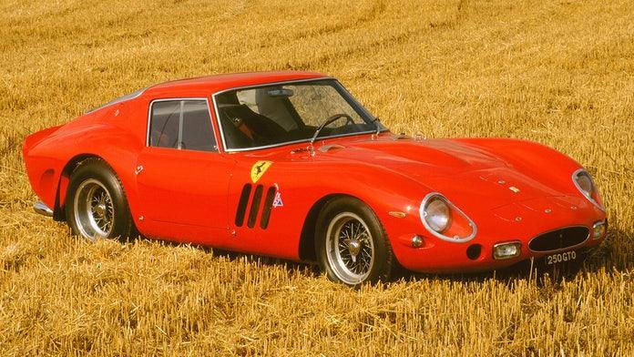 Italian court declares multi-million dollar Ferrari 250 GTO a work of art in landmark decision