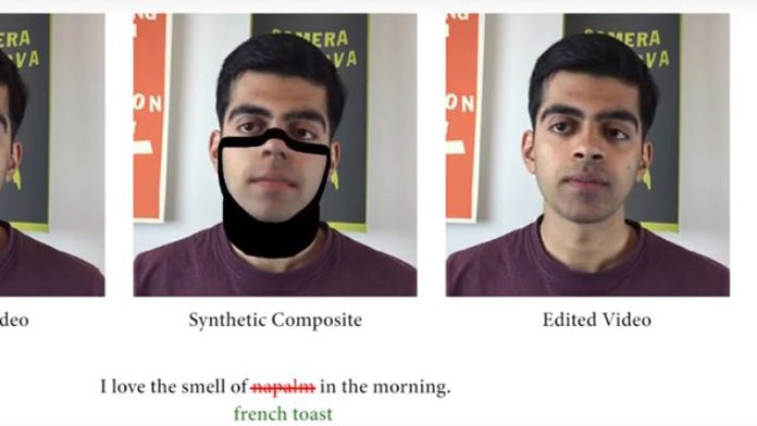 Creepy deepfake AI lets you put words into someone else's mouth