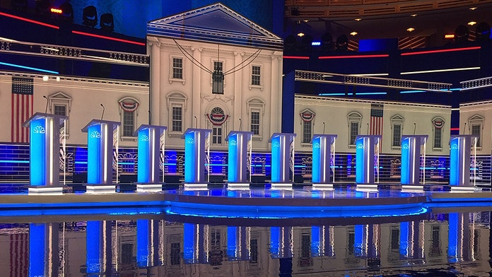 First 2020 Democratic primary debate -- Night 1 liveblog
