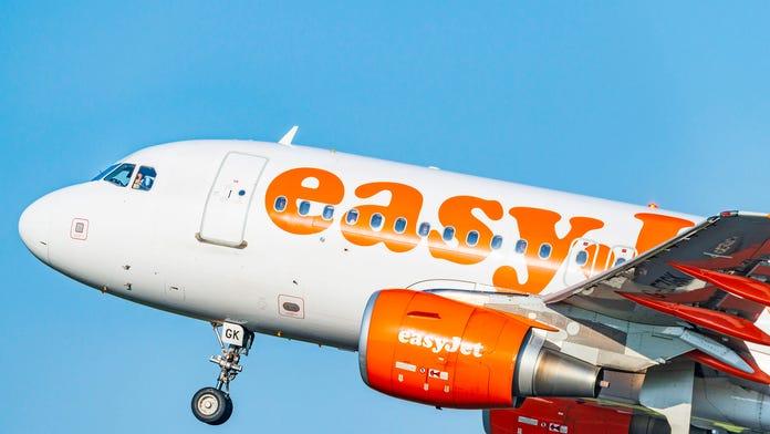Image result for easyjet passenger eats his phone