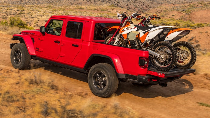 2020 Jeep Gladiator test drive: The ultimate off-road pack animal?