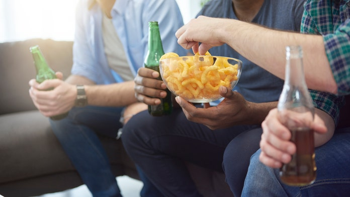 Junk food habits irreversibly damage sperm by age 20, study claims