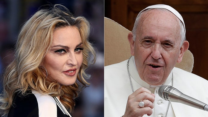 Madonna wants the Pope to know that Jesus supports abortion