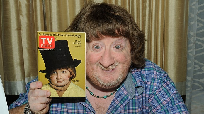 Former child star Mason Reese, 54, says adult entertainer girlfriend, 26, can't keep up with his sex drive
