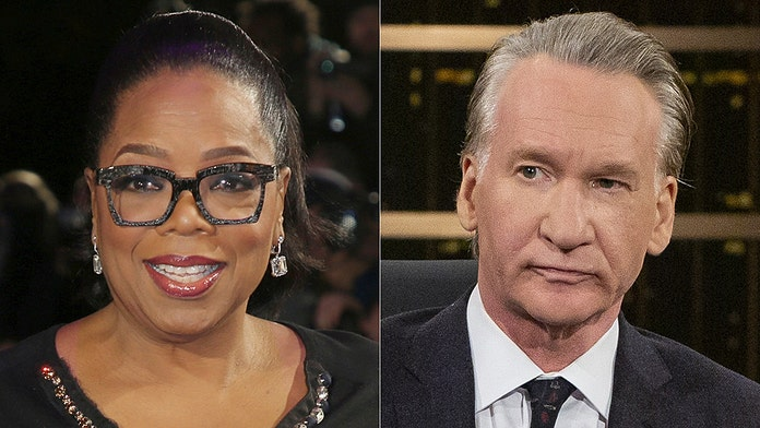 Bill Maher claims Oprah would be only 'sure' bet for beating Trump in 2020