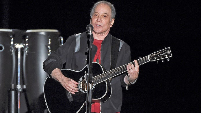 Paul Simon, Alice Quinn honored by Poetry Society of America