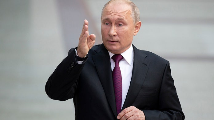 Putin says US military action against Iran would be a 'catastrophe for the region'