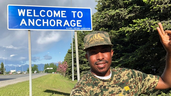 Man mows lawns for veterans in all 50 states, with a little help from Delta Air Lines