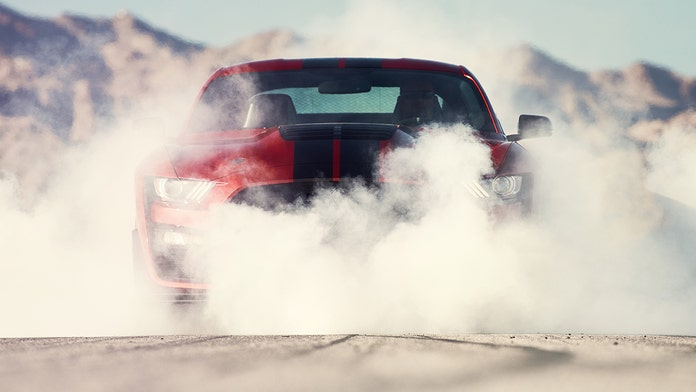 The 2020 Mustang Shelby GT500 is the most powerful Ford ever