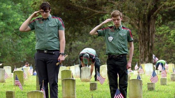 Todd Starnes: Say what?! National Guard bans Christian scouting group from touring facility