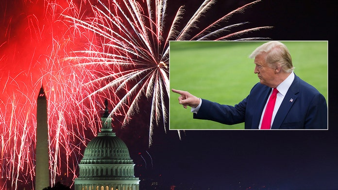 It's official: DC's Fourth of July celebration to include Trump speech, flyover