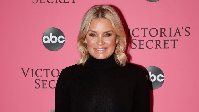 Yolanda Hadid, 55, looks stunning in new bikini pic while on vacation in her 'happy place'