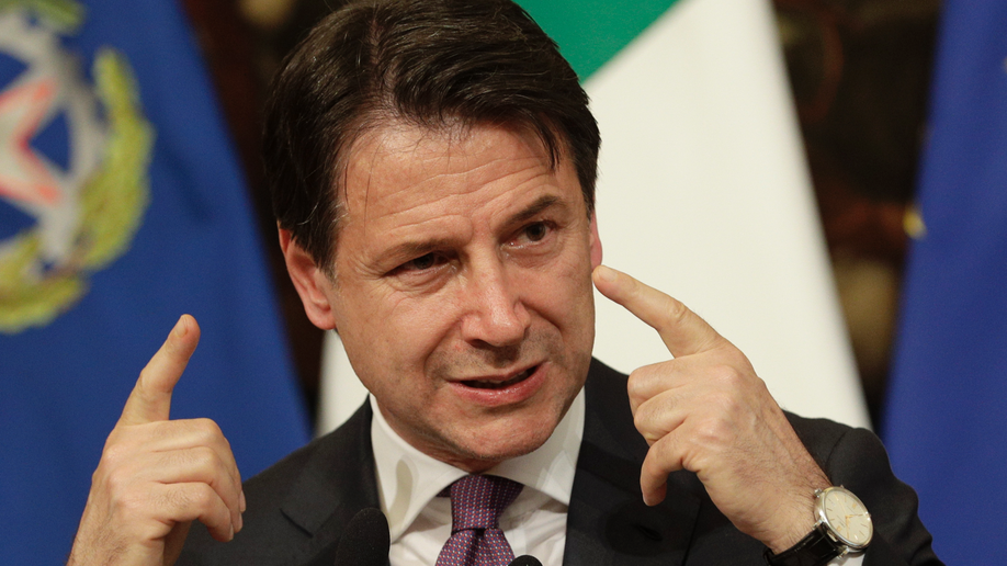 Italian prime minister issues ultimatum to squabbling coalition parties